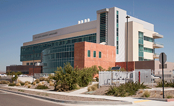 Office of the Medical Investigator, Albuquerque, New Mexico